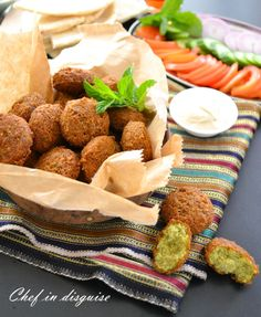 Making falafel from scratch is easier than you think
