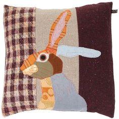 Carola van Dyke Rabbit Cushion