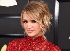 Carrie Underwood will cement her star status when she earns her star on the Hollywood Walk of Fame in the class of Hollywood Walk Of Fame, Carrie Underwood, Superstar, Your Music, New Music, Portrait, Blond, Star Wars, American Singers
