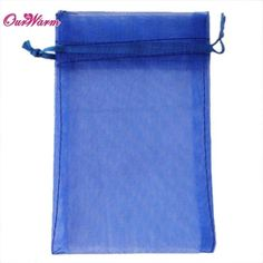 18*13Cm 50Pcs/Lot H Shape Organza Bag Jewelry Pouch Gift Bags Wedding Favors Gifts Organza Pouches Decoration 22Colors
