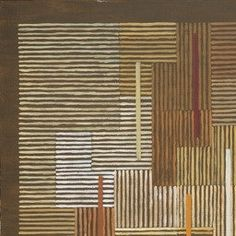 Adolf Richard Fleischmann. From Yellow to Brown. 1950   MoMA