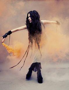 (Sisters of the Black Moon shoot Fall 2011) Photos by Alexandra Valenti