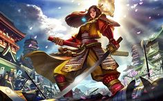 During this weekend's SMITE World Championships, Hi-Rez announced that the much requested Japanese Pantheon will begin appearing in game, starting with Amaterasu who will join the fray on January 12th for PC users and in February for XBox One players.