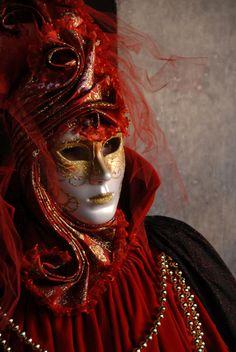 Carnevale in Venice Italy