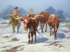 """images of horses while snowing 
