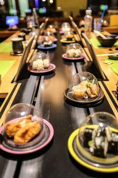 Yooji's (Zurich, Switzerland) Bamboo Design, Zurich, Austria, Switzerland, Sushi, Cravings, Restaurants, Eat, Travel
