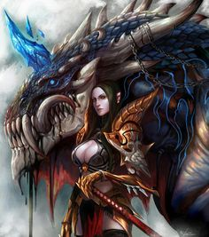 Dragon hechisado