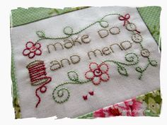 Stitch this FREE design!  A gift from Jenny of Elefantz.  Download today!