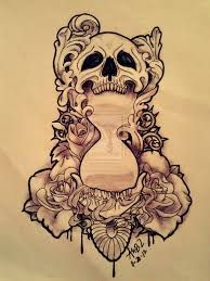 Only the best Top free tattoos and background images for desktop, iPhone, Android and any screen resolution. Tatoo Symbol, 4 Tattoo, Tatoo Art, Back Tattoo, Skull Tattoos, Life Tattoos, Body Art Tattoos, New Tattoos, Tattoo Sketches