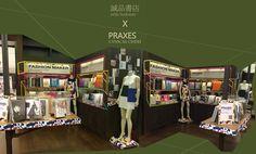 PRAXES - NEWS - Fashion Maker 時尚生意入門學!Praxes品牌團隊x誠品書店為你備全