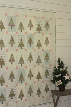 Five Fat Quarter Fun - Rustic Pines