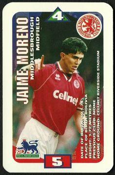 Jamie Moreno 1996