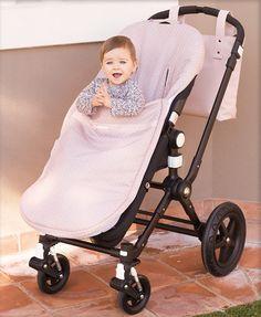 Sacos silla de paseo Pasito a Pasito http://www.mamidecora.com/complementos-pasito-a-pasito-verano-2015.html