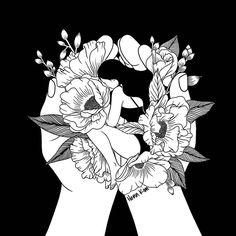 """""""No confiaba, tenía miedo y tu lo sabías, me costó bastante entregarme a ti, me tenías en tus manos y lentamente me fuiste dejando junto a las flores marchitas que eran la ilusión y la esperanza, un cachito de mi alma que mi ser te daba"""""""