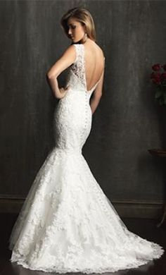 Allure Bridals 9056: buy this dress for a fraction of the salon price on PreOwnedWeddingDresses.com