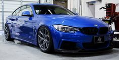 BMW M4 on Vorsteiner V-FF 101 Wheels