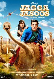 Download Jagga Jasoos Torrent movie 2017 HD Hindi Full 720P Film