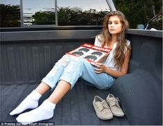 cindy crawford daughter - Поиск в Google