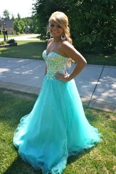 THE PROM DRESS OF MY DREAMS:) PROM 2015