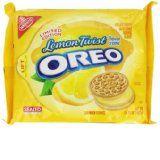 My New Favorite Flavor of Oreos - Lemon Twist