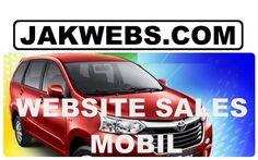 jasa pembuatan website sales mobil, jasa pembuatan website otomotif, website sales mobil Daihatsu, Mazda, Toyota, Website