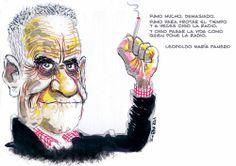 Leopoldo María Panero Asamblea de Majaras #21 | Exprai - Marrazkilaria · Dibujante · Illustrator