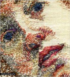 Embroidery RUES Briand (Brieana Ruais)
