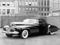 1938 Buick Y-Job Concept Car