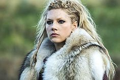 The Raid Continues! 'Vikings' Renewed For Season --- Break out those swords, shields and longboats — word is we get to raid with History's Vikings for a 20 episode-long season! - Photo: Katheryn Winnick plays Queen Lagertha in VIKINGS Katheryn Winnick Vikings, Vikings Lagertha, Norse Vikings, Lagertha Hair, Lagertha Lothbrok, Vikings Tv Show, Vikings Tv Series, Watch Vikings, Citations Viking