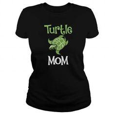 TURTLE MOM T-Shirts & Hoodies