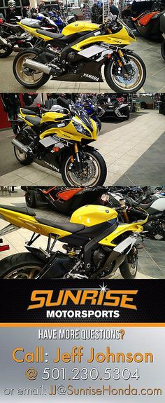 motorcycles And scooters: 2016 Yamaha Yzf-R New 2016 Yamaha Yzf R6 Yellow Lowest Price Ever Last One In Stock -> BUY IT NOW ONLY: $9999 on eBay!