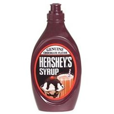 Chocolate Syrup - How Long Does Chocolate Syrup Last? Shelf Life
