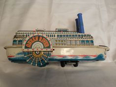 US $134.95 Used in Toys & Hobbies, Vintage & Antique Toys, Tin