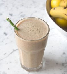 Date Shake | Deliciously Ella  Absolutely delicious. my new dessert smoothie when i need something sweet. HEMCW