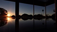 Reflection Pool - Broome Library @ CSU Channel Islands.    Photo by m00retwitz #ChannelIslands #CSUCI #CI