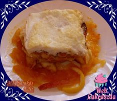 Web Cukrászda – A házi sütemények szerelmeseinek Lasagna, Ethnic Recipes, Food, Essen, Meals, Yemek, Lasagne, Eten