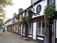 Maynooth town, Co. Kildare, Ireland