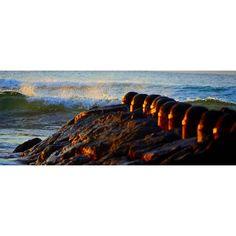 Point Lonsdale front beach taken sunrise#PointLonsdale#surf #ocean#beach#rocks#sunrise by ocean_blue_photos http://ift.tt/1EBJopQ