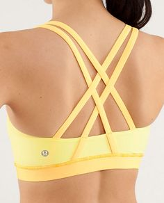 Energy Bra- a really awesome yoga/workout bra for us ladies with a good bit up top.