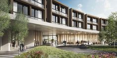 herzog & de meuron chosen to build low-rise hospital in denmark