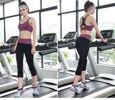 跑步服瑜伽服显瘦七分裤紧身裤子女夏运动服健身房瑜珈服装跳操服-淘宝网全球站