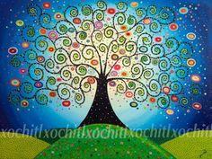 Árbol de la vida ( by xochitl Peralta )
