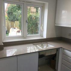 Magnifico De Lusso - Ware - Rock and Co Granite Ltd Granite, Brown And Grey, Windows, Granite Counters, Ramen, Window