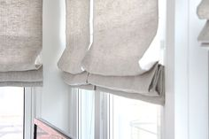 Tuscany Linen, Oatmeal Slub Fabric from Tonic Living