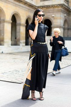 ☆Diego Zuko is in the City of Light for the haute couture collections to bring you all the best street style moments.