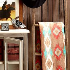 Check out our PACO THROW on this Zulily Lifestyle Western Event!