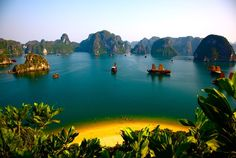 Amazing 7 day Hanoi and Halong Bay Adventure.  Experience the wonders of Vietnam first hand with the region's premier and most reputable travel company, Hidden Charm Travel Group. Let Hidden Charm take the stress and the hassle out of your trip and join them on a 7 day trip of a lifetime!