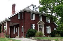 The Roddy House on Clinch Avenue, built circa 1912. Fort Sanders (Knoxville neighborhood) - Wikipedia, the free encyclopedia