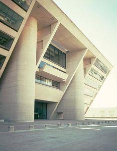 dallas city hall. i.m. pei