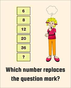 Solve The Maths Puzzles 6